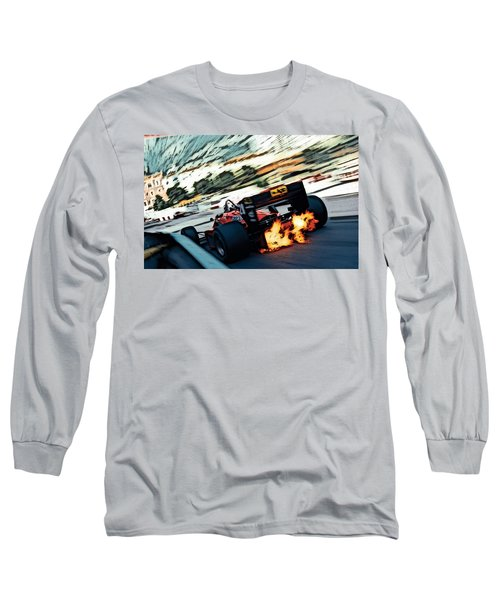 Ferrari 156/85 V6 Long Sleeve T-Shirt