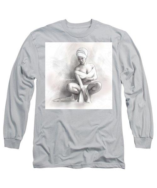 Figure Study 1 Long Sleeve T-Shirt