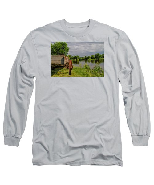 Final Stop Long Sleeve T-Shirt