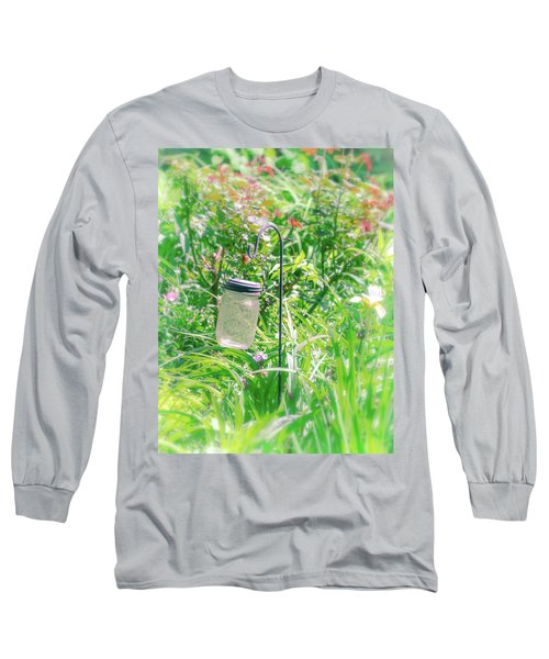 Fine Creek No. 1 Long Sleeve T-Shirt by Laura DAddona