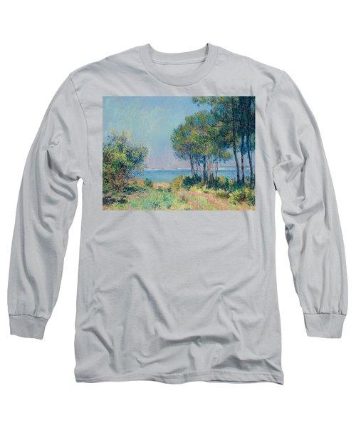 Fir Trees At Varengeville Long Sleeve T-Shirt
