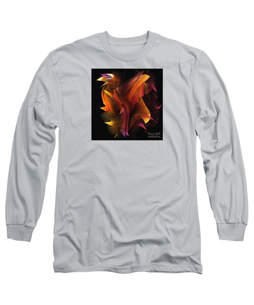 Fire Dance Long Sleeve T-Shirt