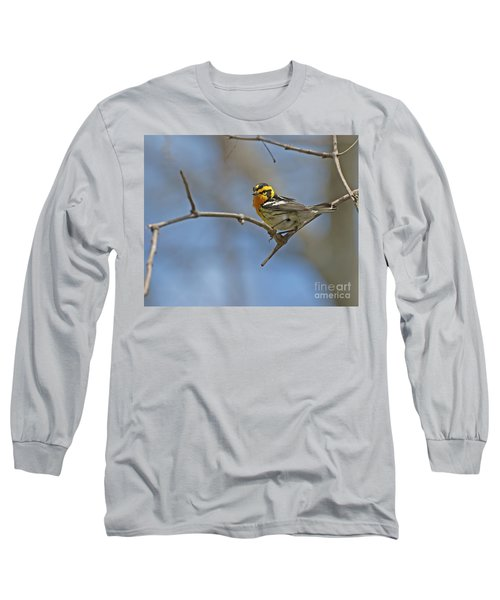 Fire Throat... Long Sleeve T-Shirt