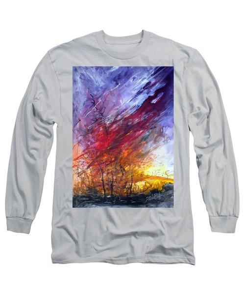 Firescape Long Sleeve T-Shirt