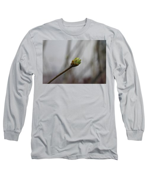 First Bud Long Sleeve T-Shirt