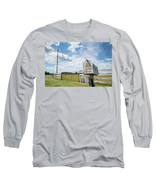 First Class Delivery Long Sleeve T-Shirt