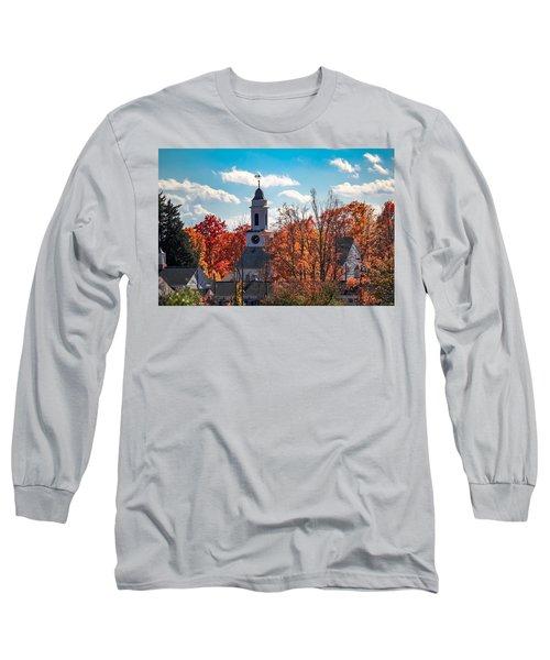 First Congregational Church Of Southampton Long Sleeve T-Shirt