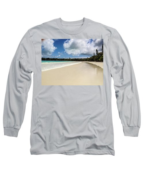 First Footprints Long Sleeve T-Shirt