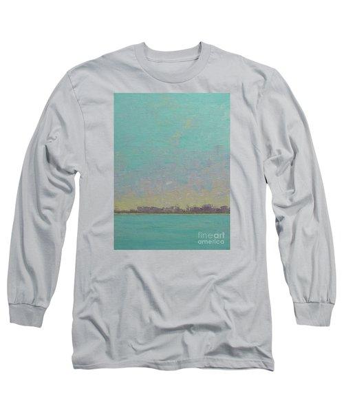 First Light Long Sleeve T-Shirt by Gail Kent