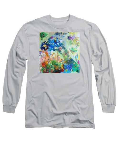 Seahorse Folly Long Sleeve T-Shirt