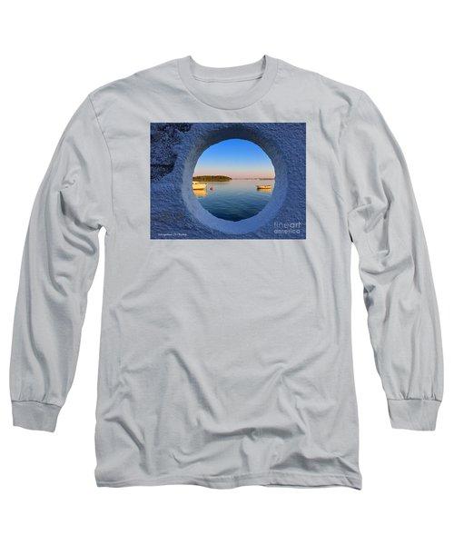 Fishermen Village- Italy Long Sleeve T-Shirt