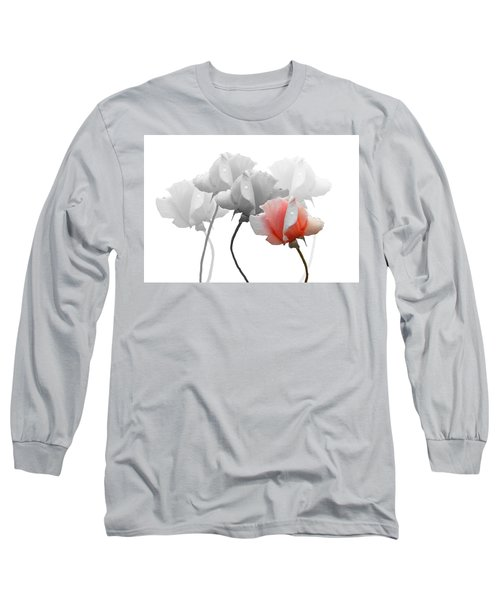 Five Roses Long Sleeve T-Shirt
