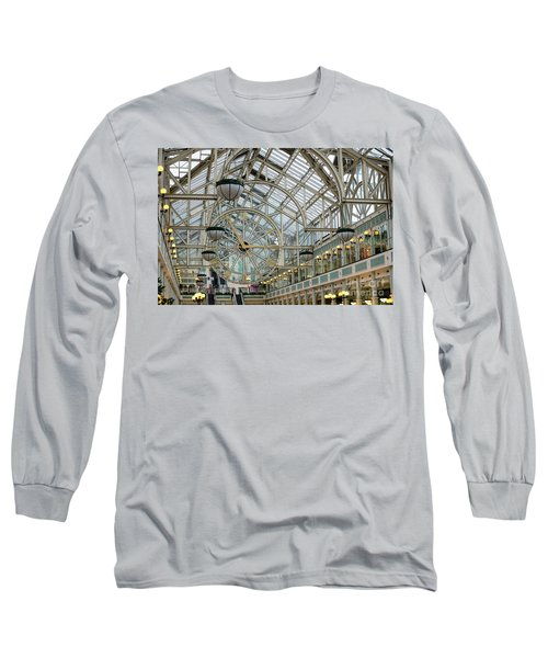 Five To Three - At St. Stephens Green Shopping Centre In Dublin Long Sleeve T-Shirt