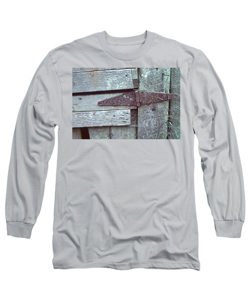 Long Sleeve T-Shirt featuring the photograph Fixed by Laurie Stewart