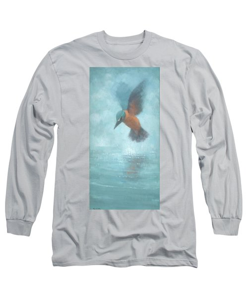 Flame In The Mist Long Sleeve T-Shirt