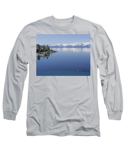 Flatwater Kayak Long Sleeve T-Shirt