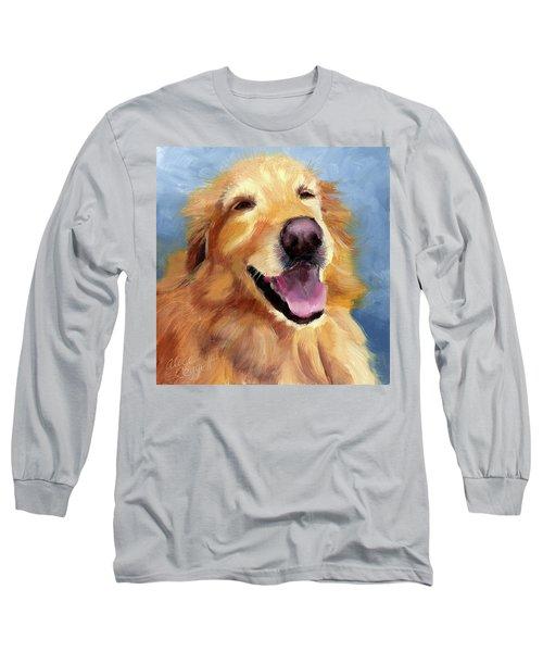 Fletcher Laughing Long Sleeve T-Shirt