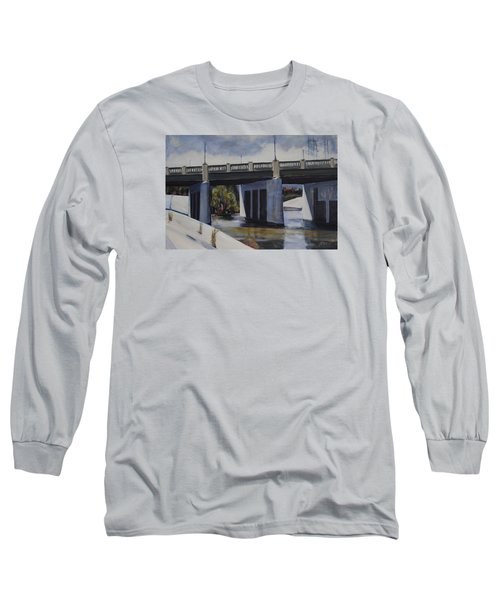 Fletcher Street Bridge Long Sleeve T-Shirt