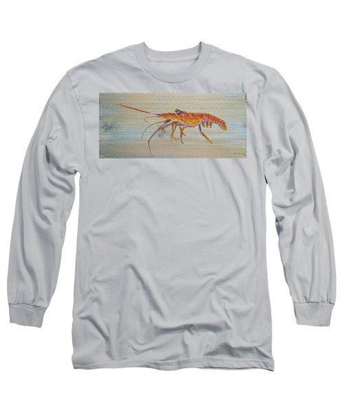 Florida Lobster Long Sleeve T-Shirt