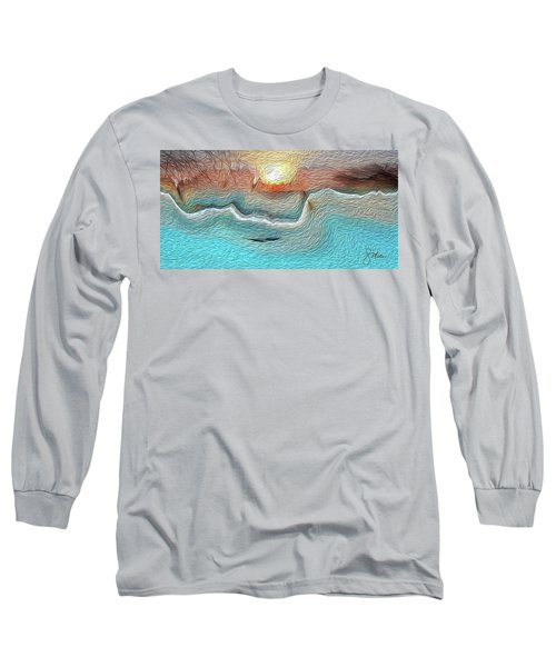Flow Of Creation Long Sleeve T-Shirt