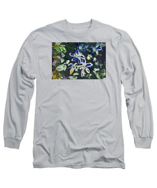 Flower Play Long Sleeve T-Shirt