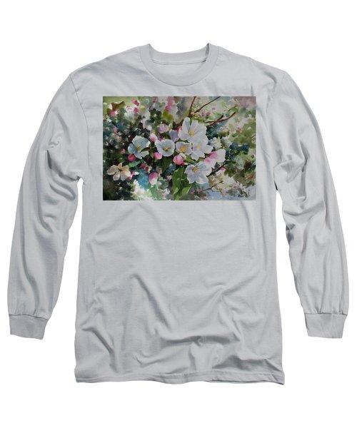 Flower_12 Long Sleeve T-Shirt