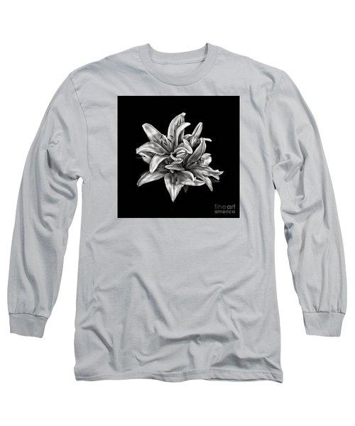 Flowers 8449 Long Sleeve T-Shirt