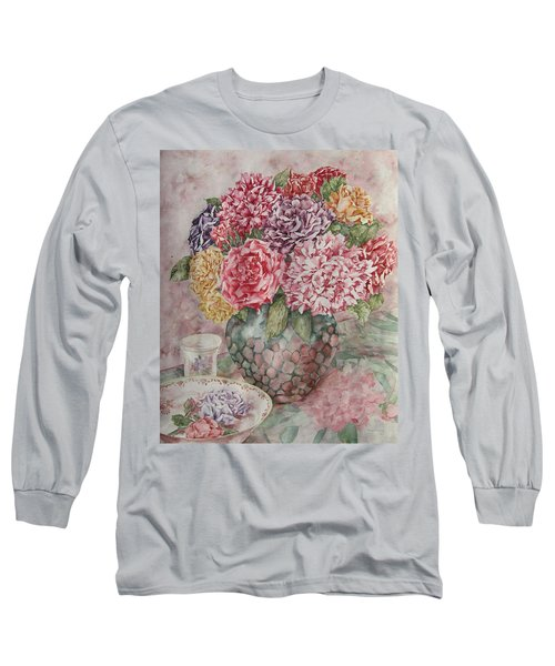 Flowers Arrangement  Long Sleeve T-Shirt