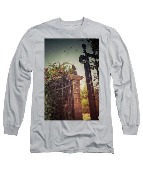 Flowery Iron Gate Long Sleeve T-Shirt