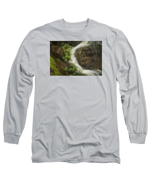 Flowing Stream Long Sleeve T-Shirt