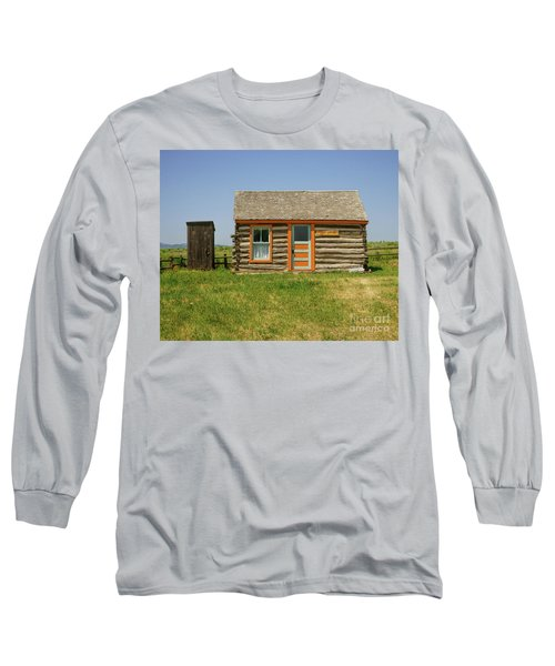 Flueitt Simons Cabin Long Sleeve T-Shirt