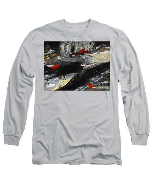 Flume 2 Long Sleeve T-Shirt by Dick Bourgault