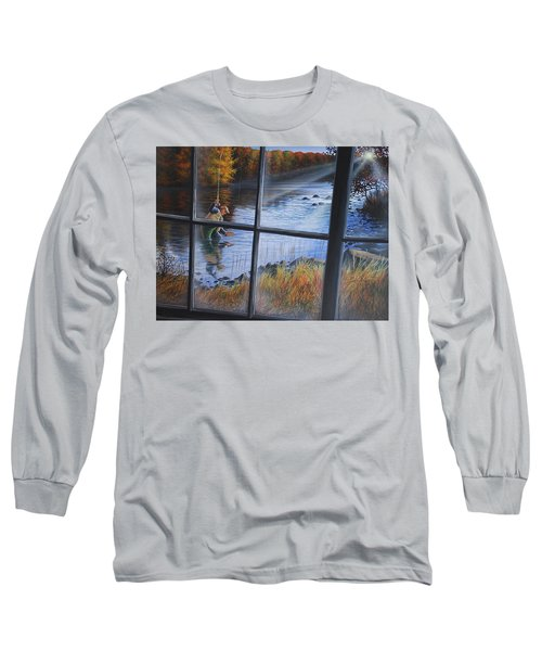 Fly Fisher Long Sleeve T-Shirt