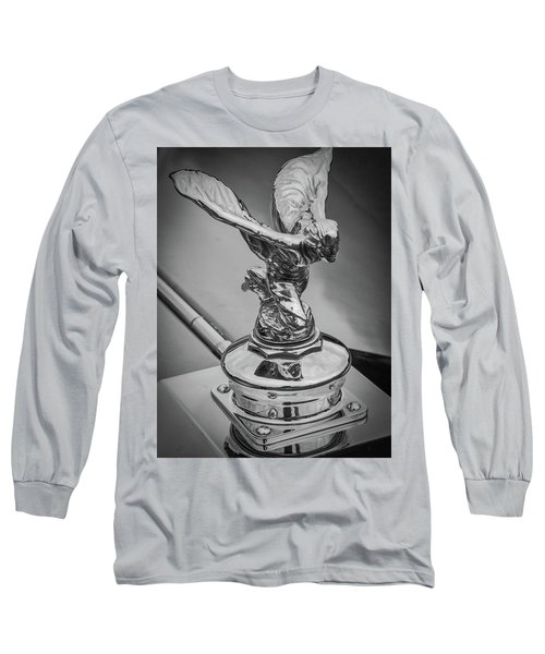 Flying Lady Long Sleeve T-Shirt
