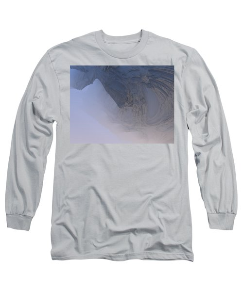 Fog In The Cave Long Sleeve T-Shirt
