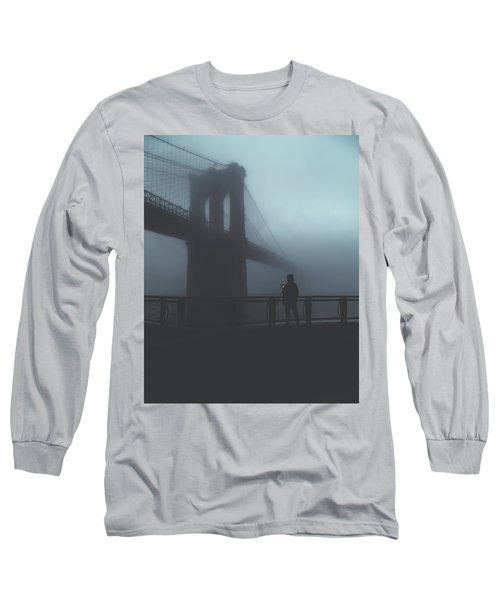 Fog Life  Long Sleeve T-Shirt by Anthony Fields