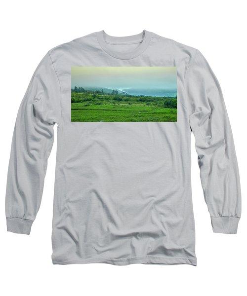 Foggy Day #g0 Long Sleeve T-Shirt