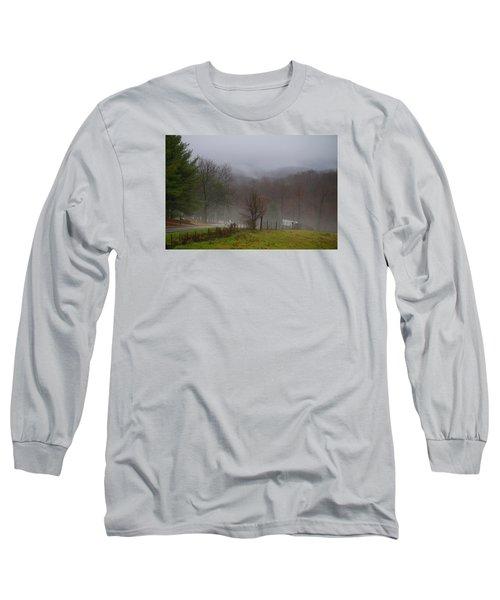 Foggy Day Long Sleeve T-Shirt
