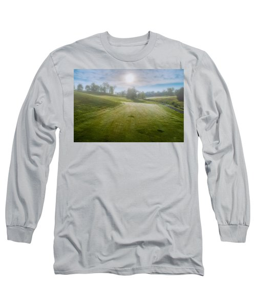 Foggy Look Back Long Sleeve T-Shirt