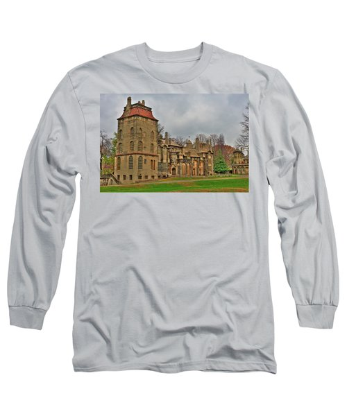 Fonthill Castle Long Sleeve T-Shirt