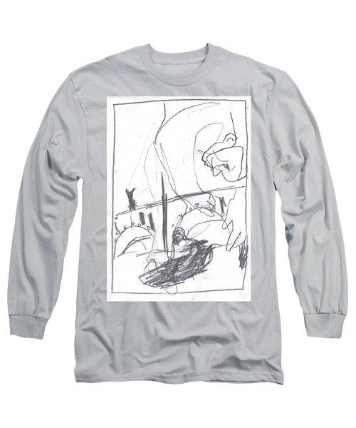 For B Story 4 3 Long Sleeve T-Shirt