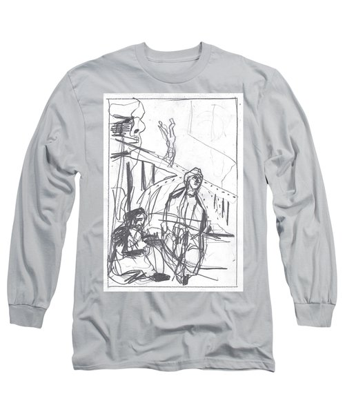 For B Story 4 8 Long Sleeve T-Shirt