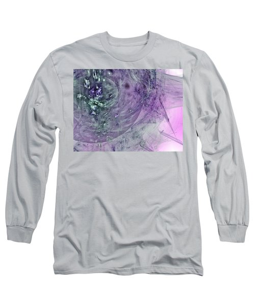 For Real Long Sleeve T-Shirt