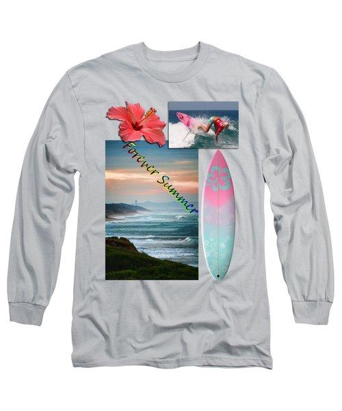 Forever Summer 5 Long Sleeve T-Shirt