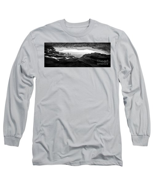 Forever View Long Sleeve T-Shirt by Kristal Kraft