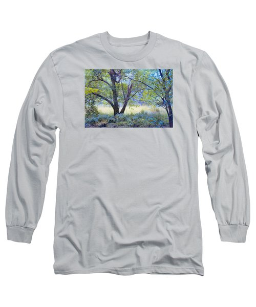 Long Sleeve T-Shirt featuring the photograph Forgotten Day Dreams by John Rivera