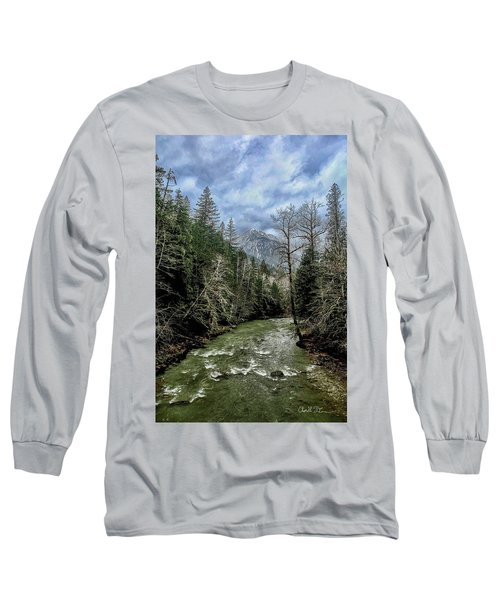 Forgotten Mountain Long Sleeve T-Shirt