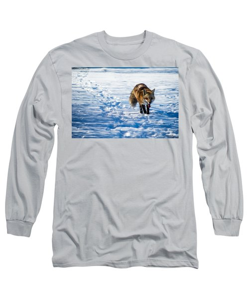 Fox Path Long Sleeve T-Shirt