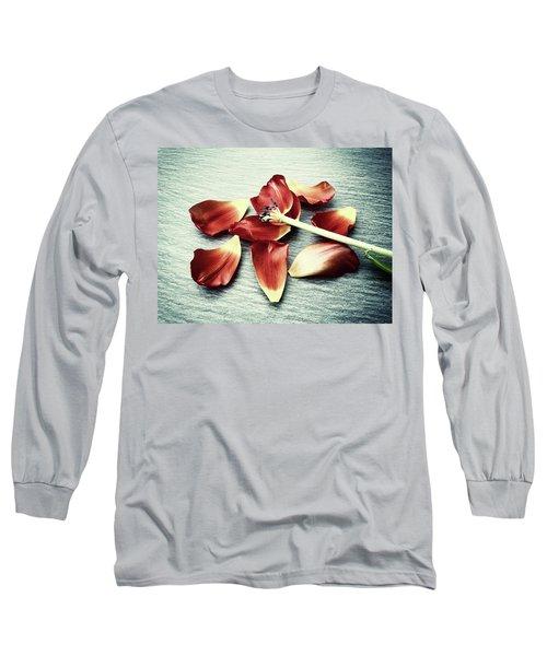 Fragile Long Sleeve T-Shirt by Karen Stahlros