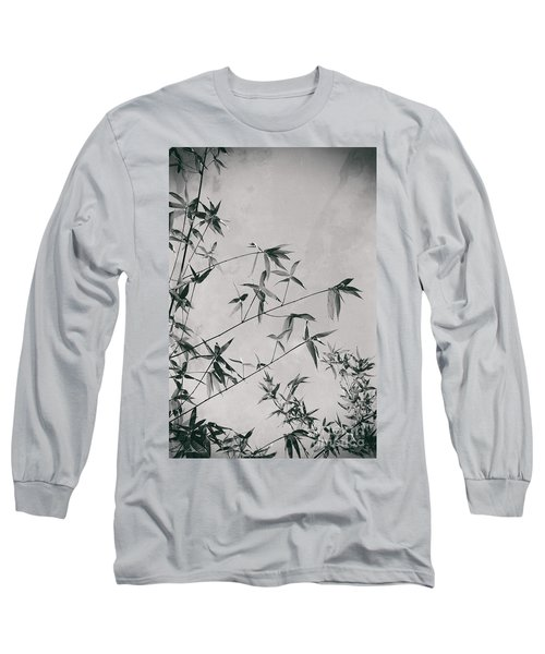 Long Sleeve T-Shirt featuring the photograph Fragility And Strength by Linda Lees